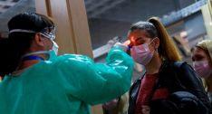Controles por el coronavirus. Fuente: www.rainews.it