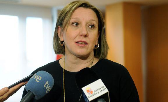 Isabel Blanco, consejera de Servicios Sociales. /Jta.