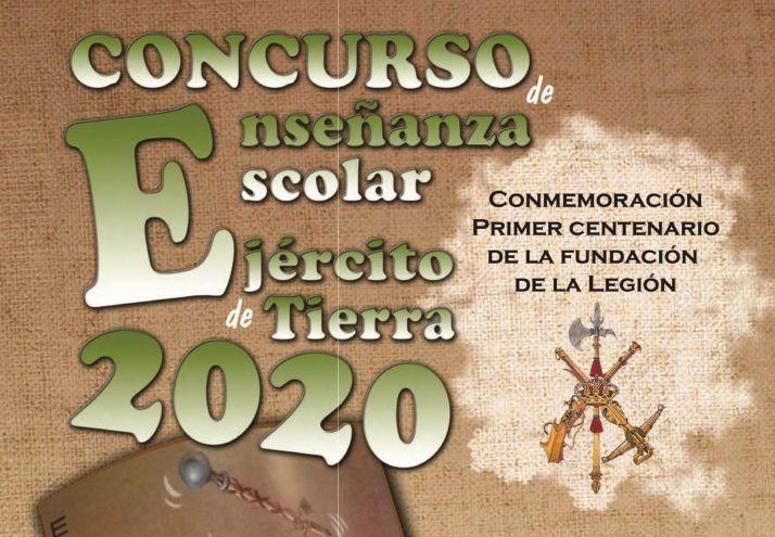 El Ejército de Tierra convoca el Concurso de Enseñanza Escolar Ejército de Tierra 2020