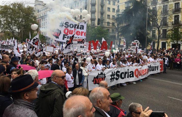 Una imagen del 31 de marzo de 2019 en Madrid. /SN