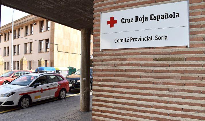 Sede de la Asamblea provincial de Cruz Roja, en la capital.