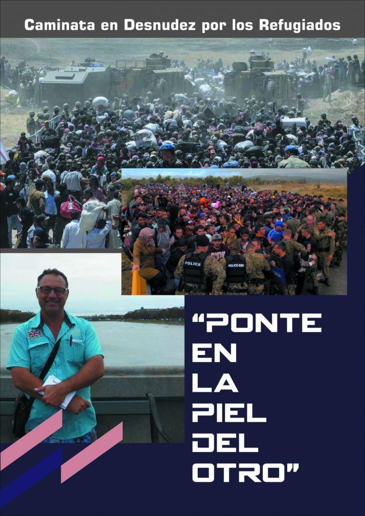 Foto 2 - 'Pedalea por los Refugiados' parte este domingo a las 12:00 desde el Ayuntamiento de Soria