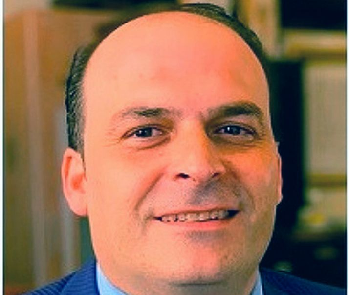 Miguel Cobo, alcalde burgense.