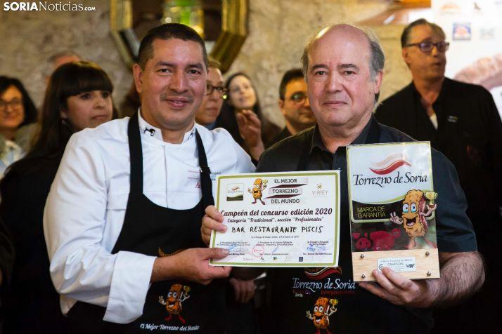 Galería: El restaurante Piscis de Soria ha hecho el Mejor Torrezno del Mundo 2020