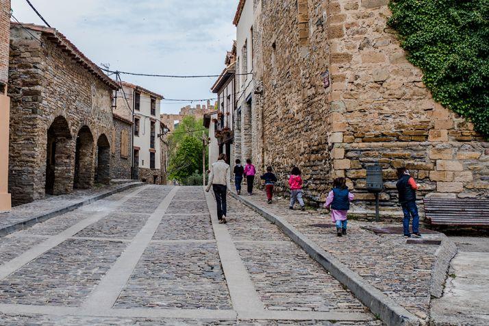 Varios pueblos de Soria que sobreviven a la despoblación