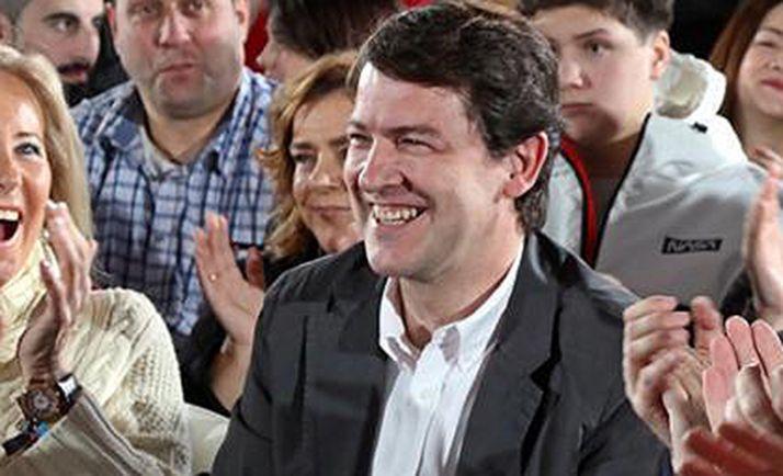 Alfonso Fernández Mañueco, en una imagen de archivo.