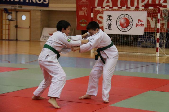 Foto 2 - 103 judokas han participado en el campeonato provincial celebrado en Los Pajaritos. Ver todas las clasificaciones.