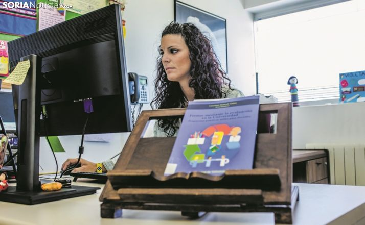 Carolina Hamodi, profesora del Campus de la UVa. /SN
