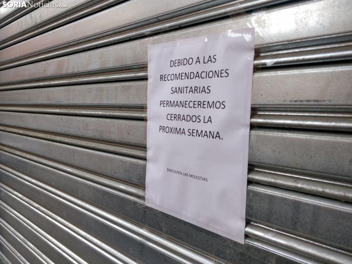 Día 1 del Coronavirus en Soria.