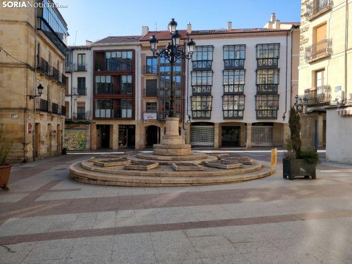 Día 1 del Coronavirus en Soria