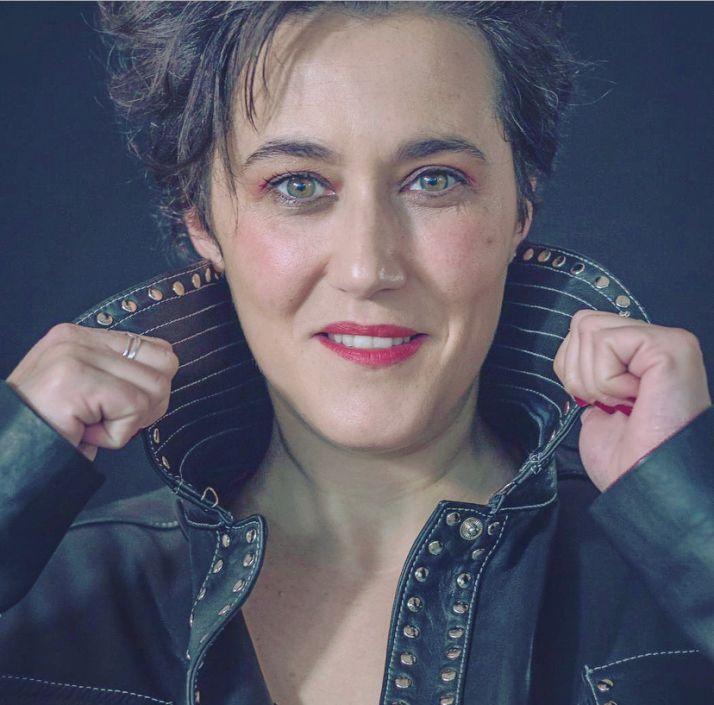 Tatiana Ramos, actriz soriana