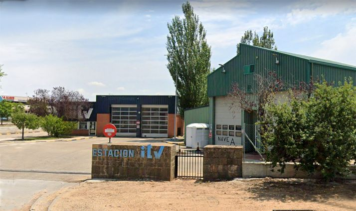 Instalaciones de la ITV e Soria capital. /GM