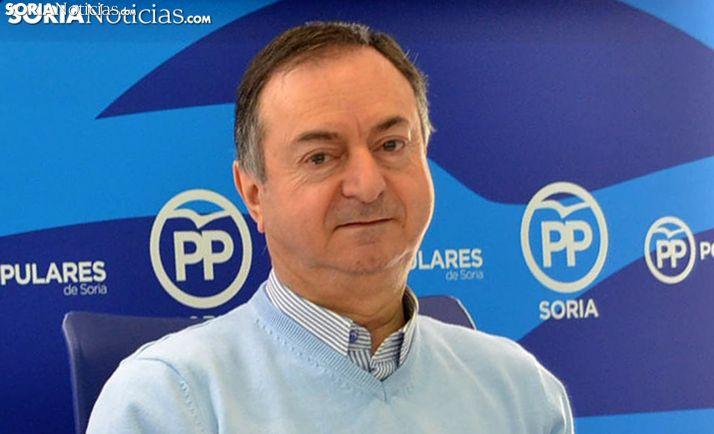 Jesús Alonso Romero, ex regidor burgense, en una imagen de archivo. /SN