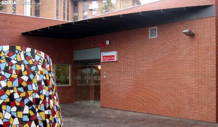 Imagen del centro de salud La Milagrosa, en la capital. /SN