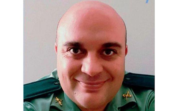 El agente fallecido, Pedro Alarcón. /AUGC