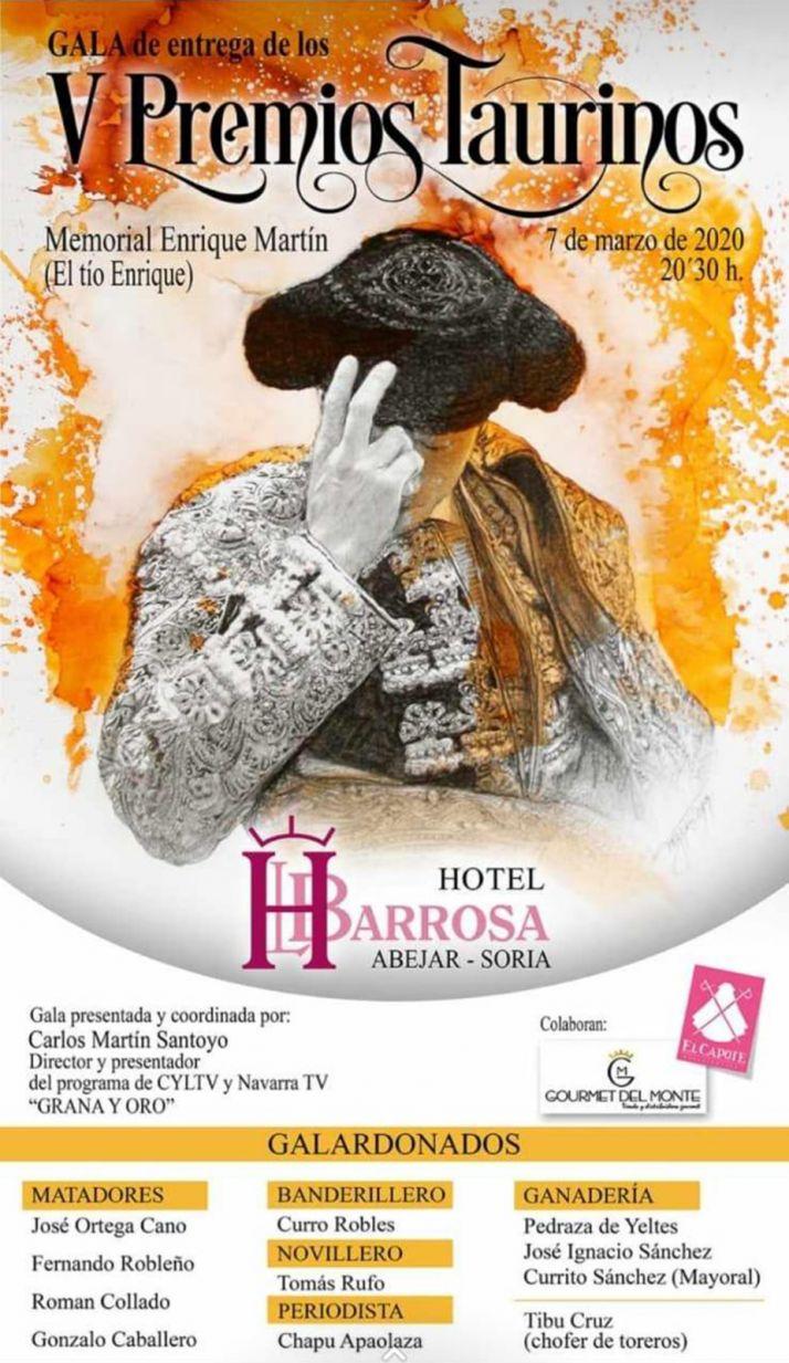 Foto 2 - El hotel La Barrosa entrega este sábado sus premios taurinos