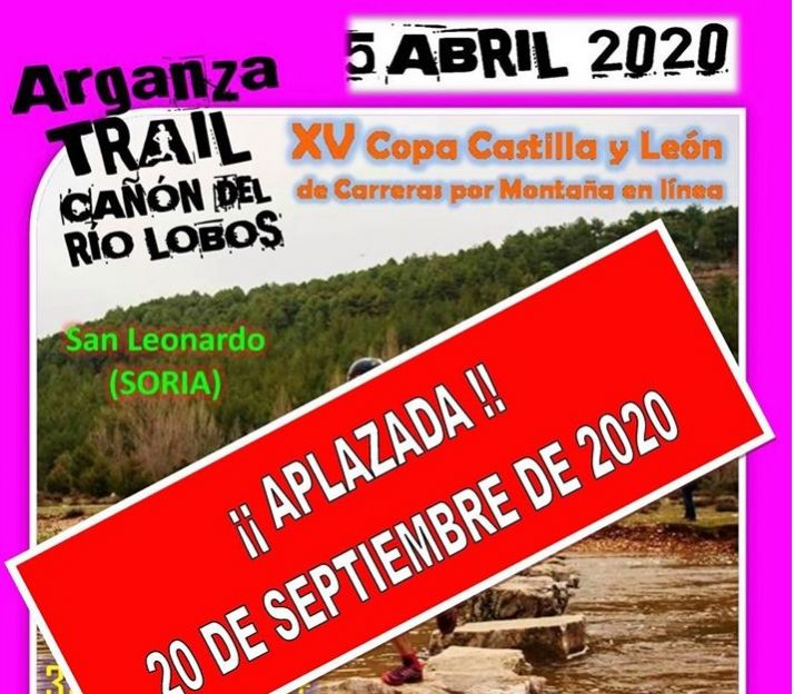 Cartel Arganza Trail