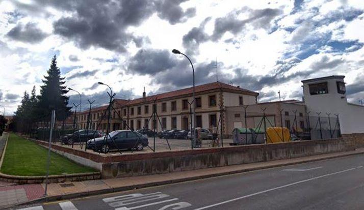 Una imagen del centro penitenciario de Soria.