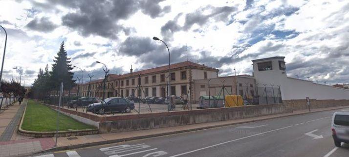 Prisión de Soria.