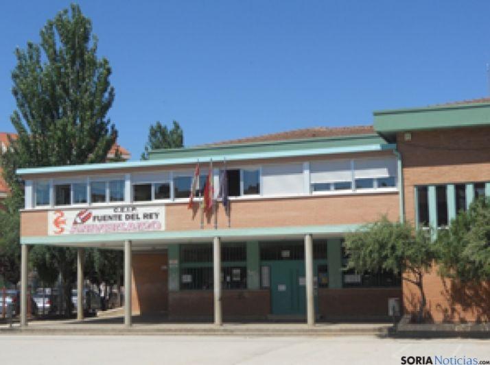 Centro escolar en Soria