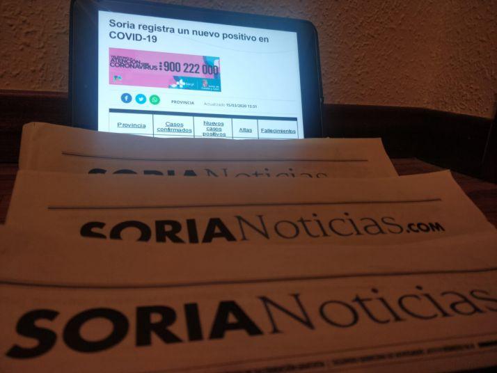 Foto 1 - Soria Noticias mantiene su compromiso de información y entretenimiento con los sorianos en estos momentos complicados