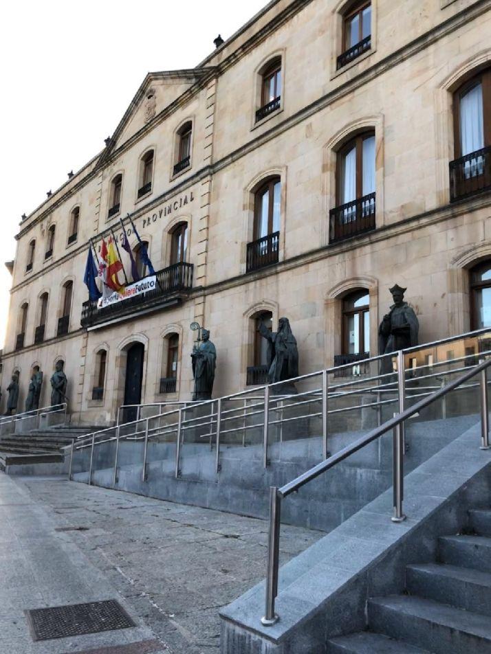 Diputación Provincial en Soria