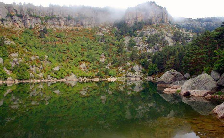 Foto 1 - Abre el acceso a la Laguna por el 'Paso de la Serrá'