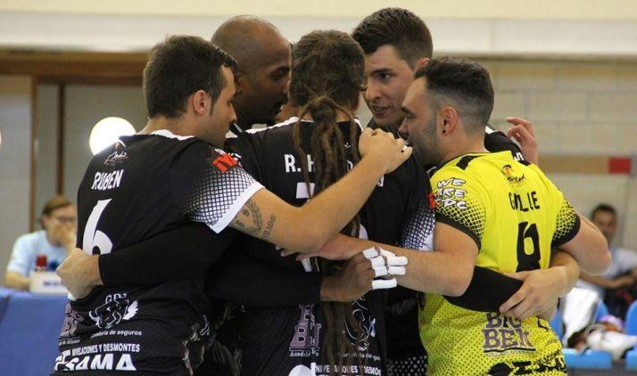 Equipo soriano Moreno Sáez Sporting CV Soria