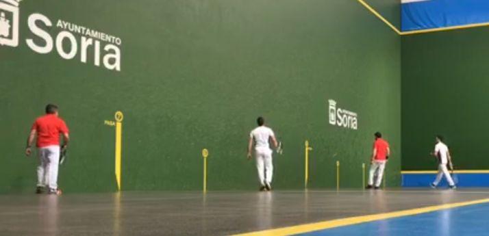 Foto 1 - El Club de Pelota Ciudad de Soria consigue el ascenso a División de Honor