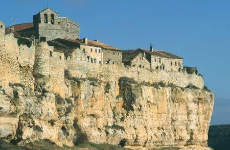 Castillo de Berlanga de Duero y municipio de Rello