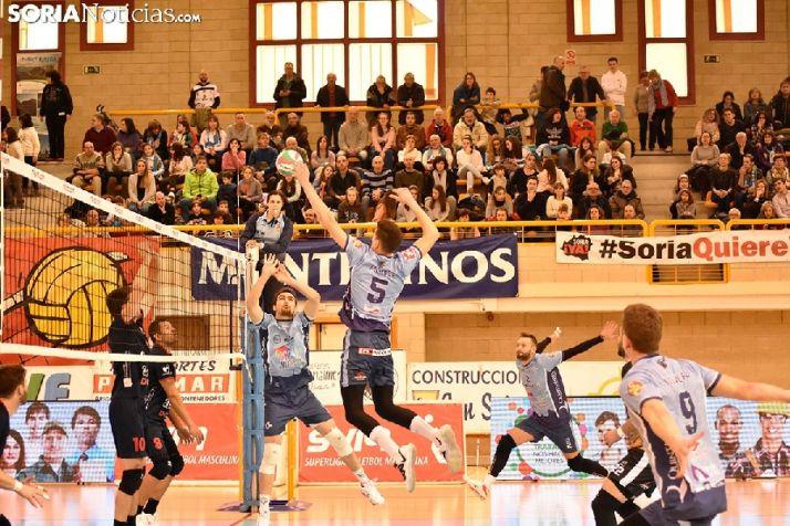 Foto 1 - Suspendida la Superliga de Voleibol a causa de la crisis del coronavirus