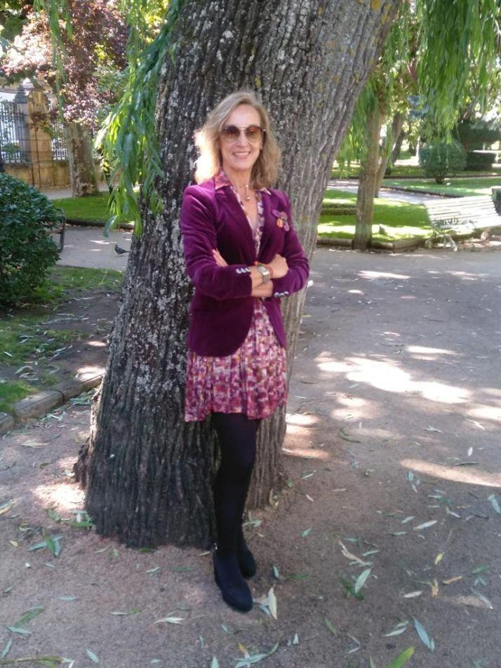 Sara López.