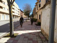 Foto 3 - Presencia del Regimiento de Ingenieros en El Burgo