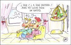 Foto 6 - El humor de Quique Bastida no descansa en cuarentena