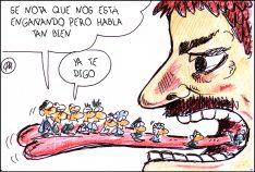 Foto 2 - El humor de Quique Bastida no descansa en cuarentena