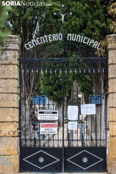 La parte más triste del Coronavirus en Soria. Viksar Fotografía