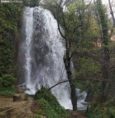 Foto 8 - Espectaculares imágenes de la cascada de La Toba