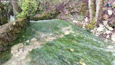 Foto 6 - Espectaculares imágenes de la cascada de La Toba