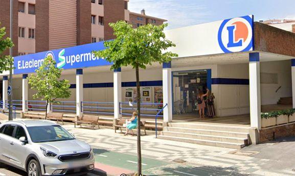 Una imagen del supermercado de la marca en Mariano Vicén. /GM