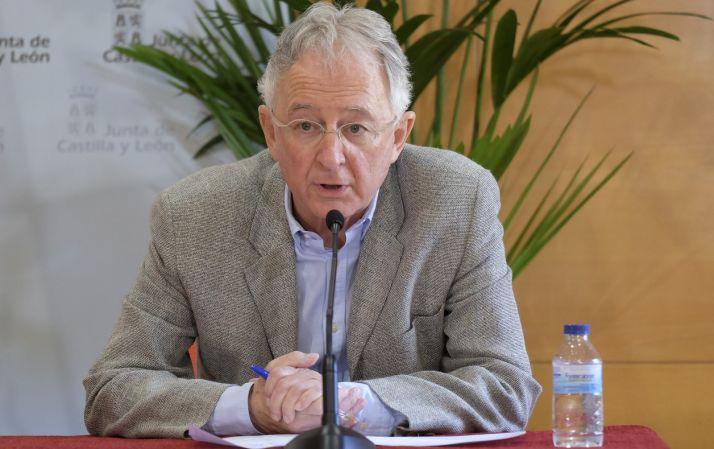 El coordinador de las Unidades de Cuidados Intensivos para la pandemia Covid 19, el doctor Jesús Blanco Varela