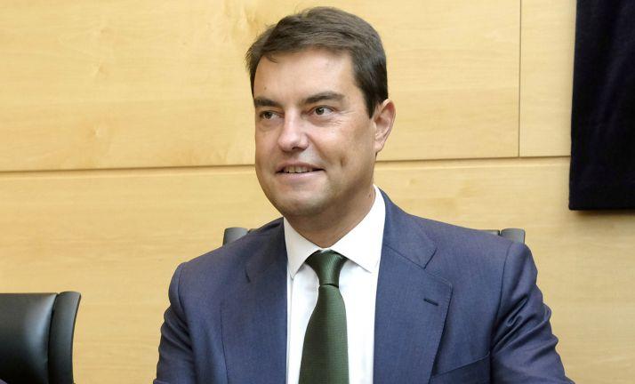 Ángiel Ibáñez, consejero de Presidencia. /Jta.