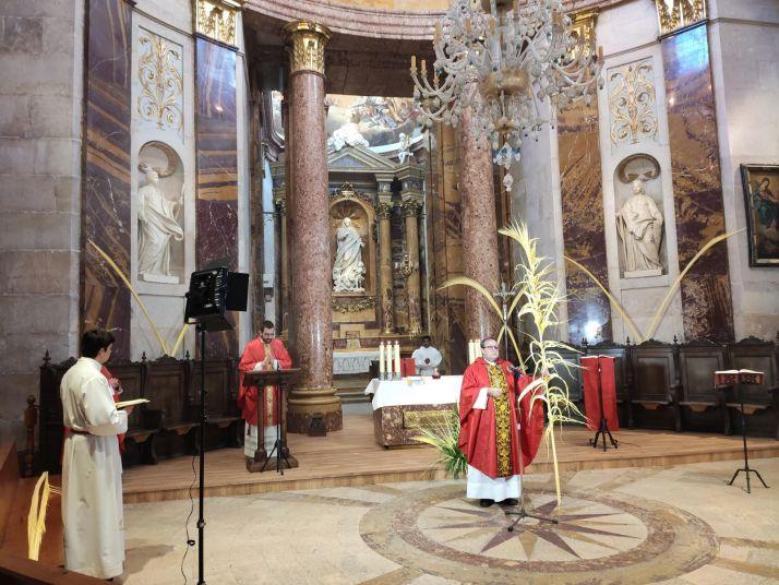 """Foto 2 - Abre oficialmente, una Semana Santa """"distinta"""" en Osma-Soria"""
