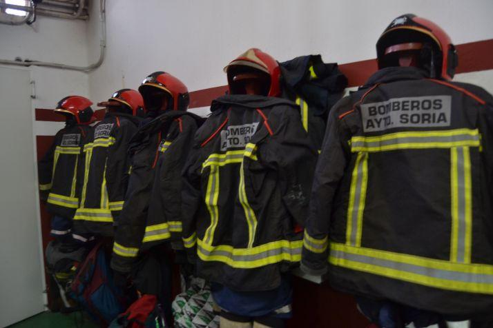 Foto 1 - Soria tiene 4 policías locales y 1 bombero con positivo por coronavirus