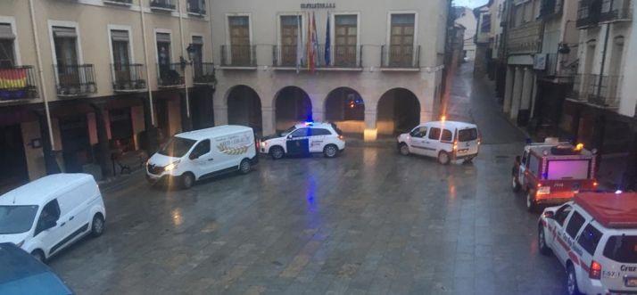 Foto 1 - San Esteban recupera su ambulancia de soporte vital