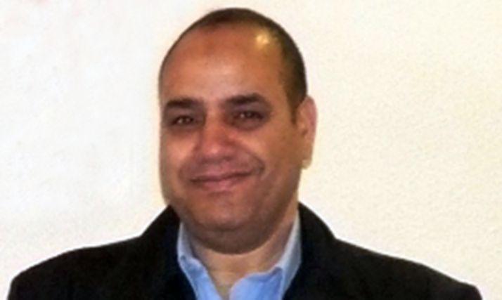 Mohamed Labat Mustafa, delegado del Frente Polisario en CyL.