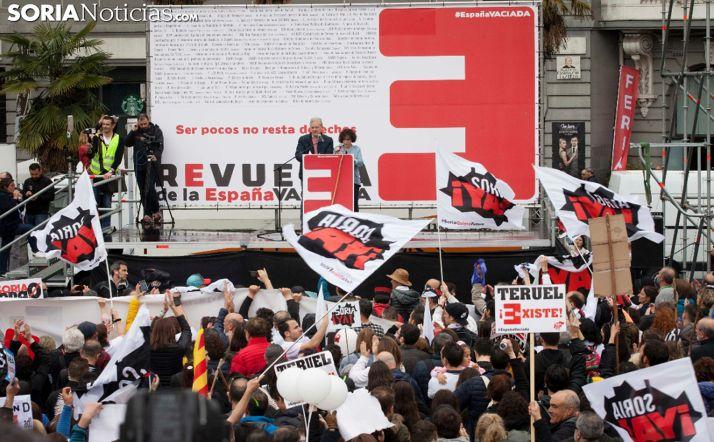 Una imagen de la manifestación del 31M de 2019 en Madrid. /María Ferrer