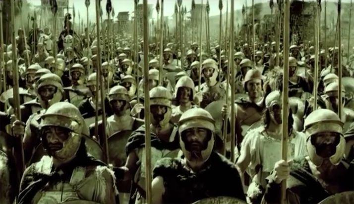 Una imagen del vídeo de la campaña.