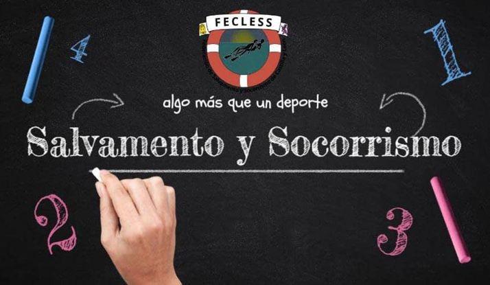 Foto 1 - La Federación de Salvamento y Socorrismo abre su aula virtual