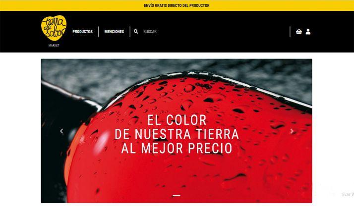 Foto 1 - 'Tierra de Sabor' se implica con la epidemia y distribuye sus produtos on-line