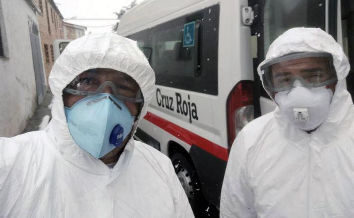 Foto 1 - 1,2 M€ para Cruz Roja CyL para atender primeras necesidades derivadas por el COVID-19